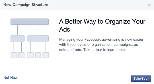New Facebook Ad Sets are here